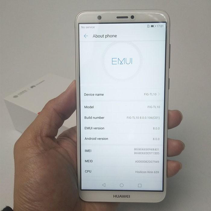 Обзор смартфона Huawei P Smart (FIG-LX1)