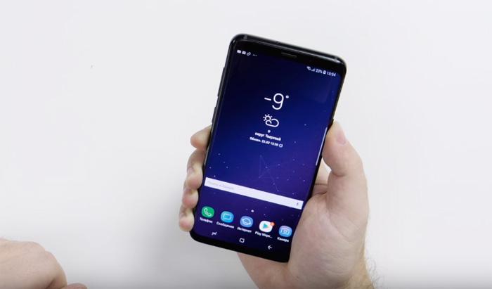 цена Samsung Galaxy S9 в России