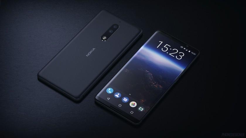 Nokia 9 получит уникальную тройную камеру