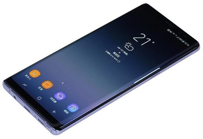 Смартфон Samsung Galaxy Note8