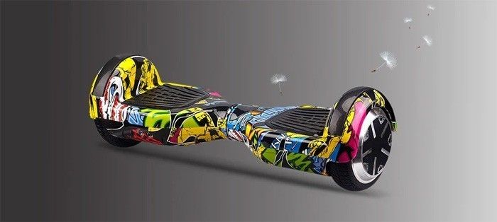 Гироскутер Rcharlance Tire Smart