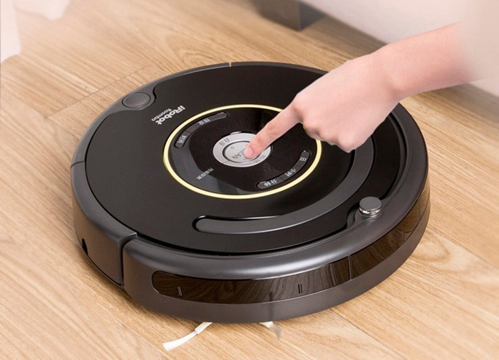 Пылесос iRobot Roomba 664