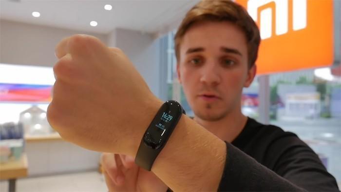 Обзор Xiaomi Mi Band 3 с NFC