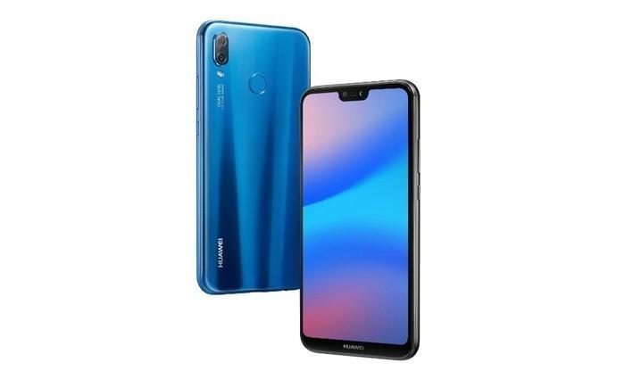 Huawei P20 lite с распознаванием лица