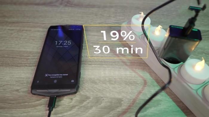 Обзор Ulefone Power 5