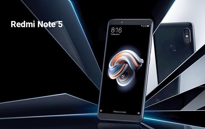 Распродажа Xiaomi Redmi Note 5 на Tmall
