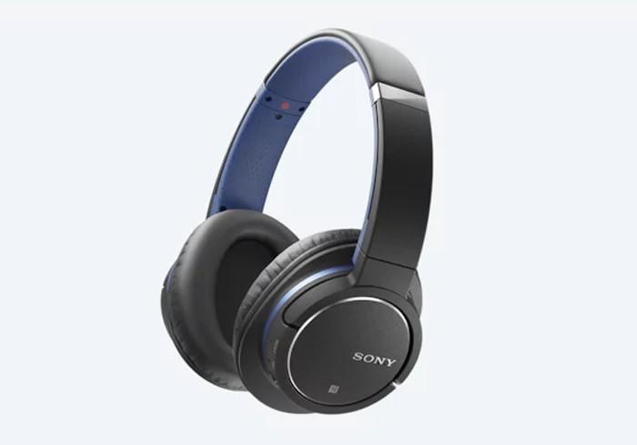 Беспроводные наушники с шумоподавлением Sony MDR-ZX770BN