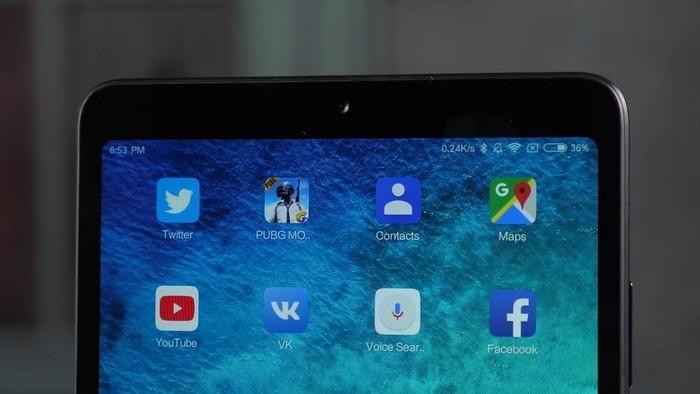 Xiaomi Mi Pad 4 4PDA прошивка