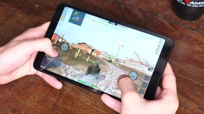 Игровые возможности Xiaomi Mi Pad 4
