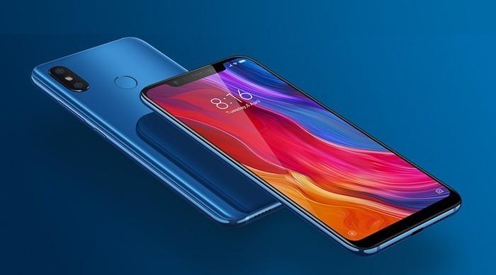 Распродажа Xiaomi Mi8 на Aliexpress