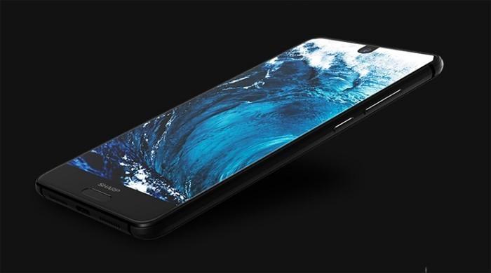 Смартфон Sharp Aquos S2 с NFC