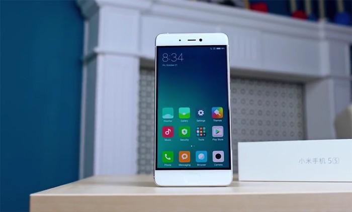 Xiaomi Mi5 S