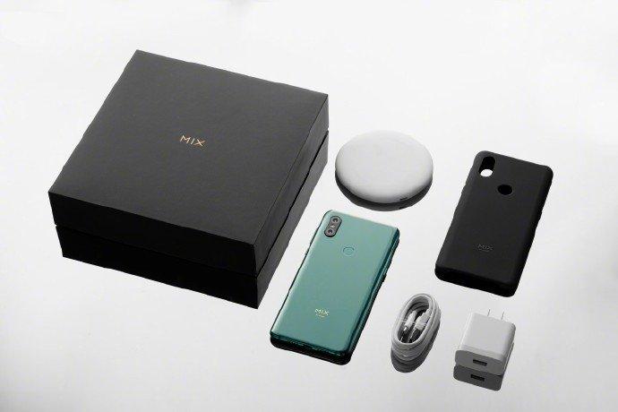 Xiaomi Mi Mix 3 Cтильный флагман с превосходной камерой