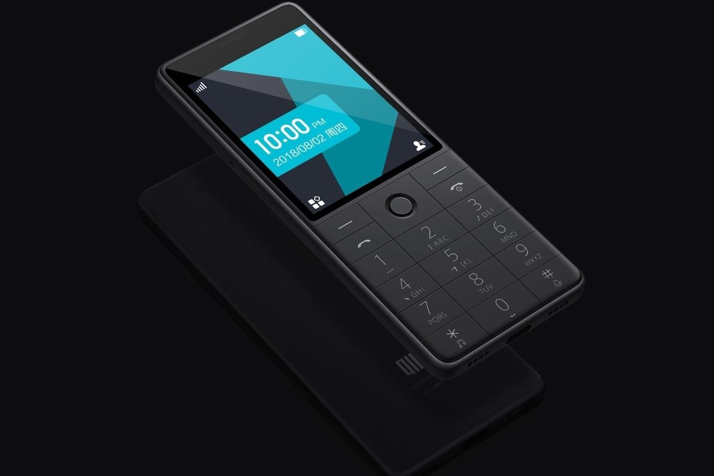 Кнопочный телефон Xiaomi Qin AI Phone