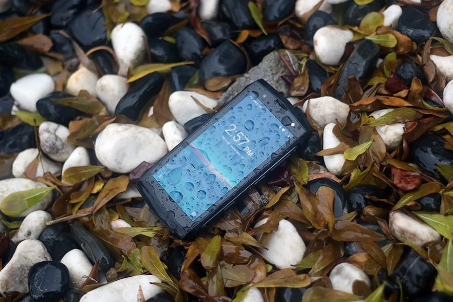Poptel P8 Защищенный смартфон с NFC