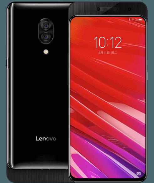 Lenovo Z5 Pro Оригинальный дизайн и четыре камеры