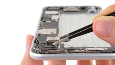как отремонтировать айфон