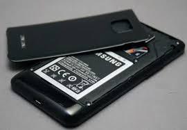 раскачиваем батарею на самсунге