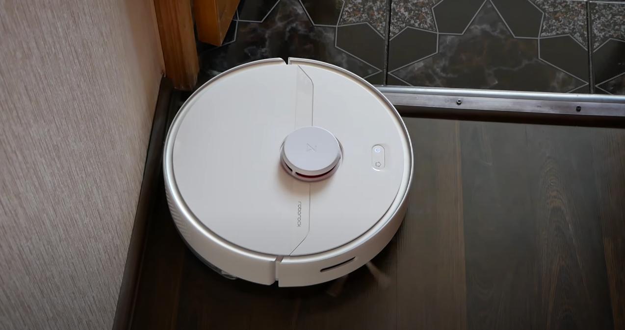 Робот-пылесос XIAOMI RoboRock S6 Pure