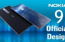Стали известны характеристики и стоимость Nokia 9