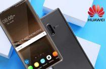 Появились подробности о экранах для Huawei Mate 10