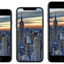 В сеть утекли реальный дизайн и спецификации iPhone 8