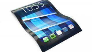 Гибкий смартфон Samsung вскоре увидит свет