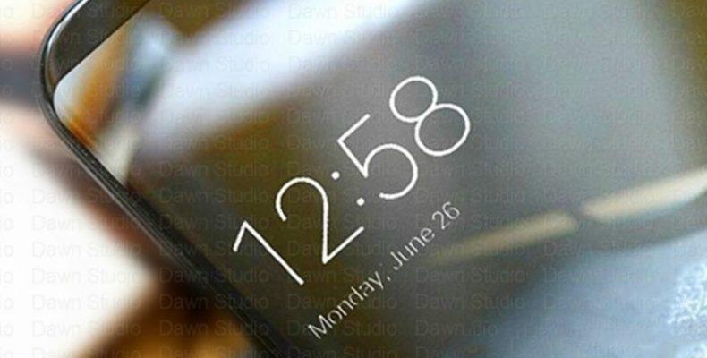 Флагманский смартфон Xiaomi Chiron получит необычный дисплей