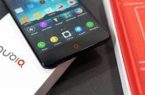 Новый смартфон ZTE Nubia проходит тестирование в бенчмарках