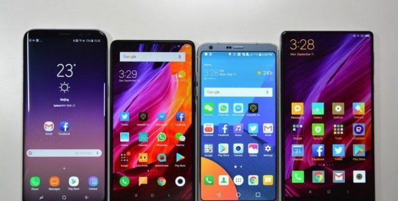 10 безрамочных смартфонов, которые заменят вам iPhone X