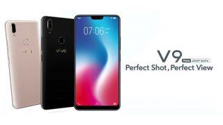 Vivo V9: современный и доступный
