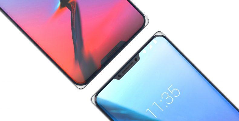 ZTE выпустит полностью стеклянный смартфон