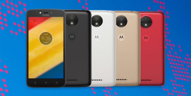 Moto C2: бюджетный смартфон на Android Go