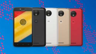 Moto C2 бюджетный смартфон на Android Go