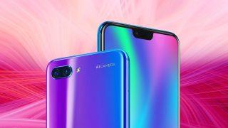 Huawei Honor 10 GT: увеличенная производительность и 8 Гб ОЗУ