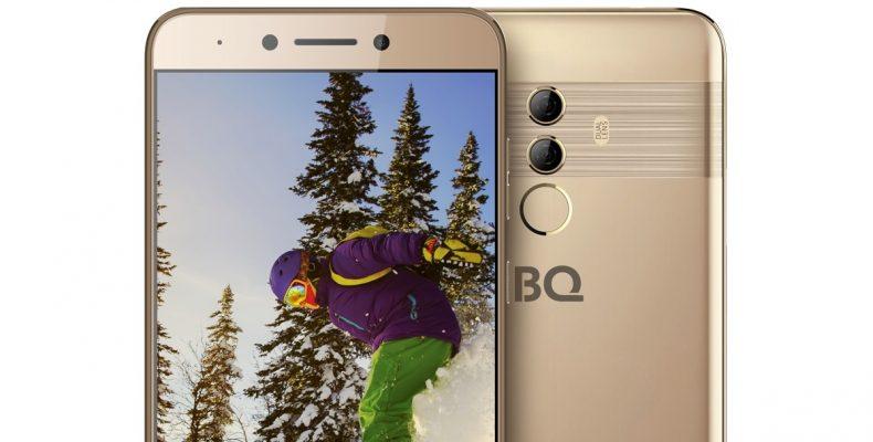 BQ Twin: бюджетный смартфон с качественным экраном