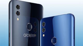 Alcatel 5V: современный и доступный