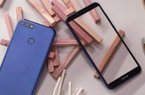 Huawei Honor 7C: бюджетный смартфон с NFC