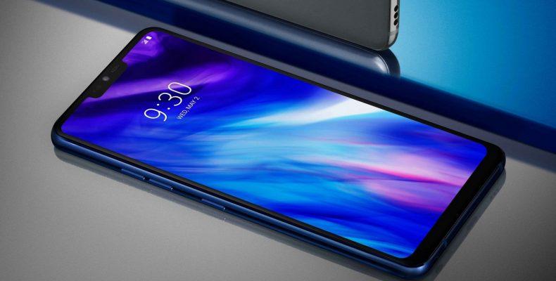 LG G7 One: защищенный смартфон на «чистом» Android