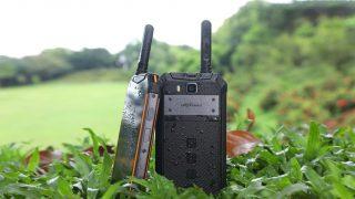 Ulefone Armor 3T: гибрид защищенного смартфона и рации