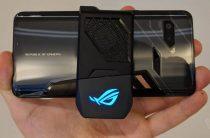 Asus представила игровой смартфон ROG