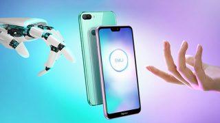 Huawei анонсировала бюджетный смартфон 2020 с безрамочным экраном