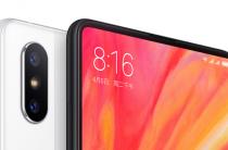 Xiaomi Mi Mix 3: полностью безрамочный экран и поддержка 5G