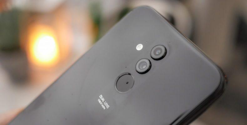 Huawei Mate 20 Lite: четыре камеры и ИИ для улучшения снимков