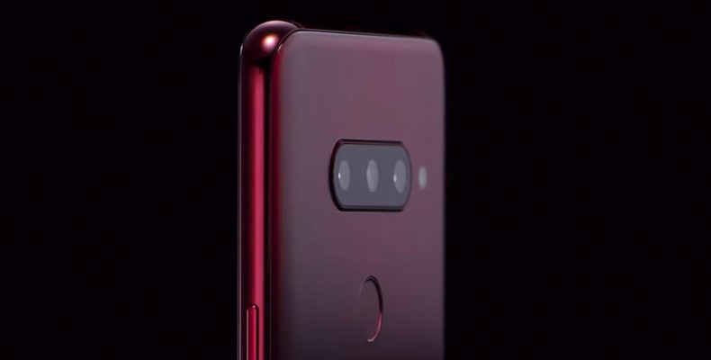 LG V40 ThinQ претендует на статус лучшего камерофона-2018