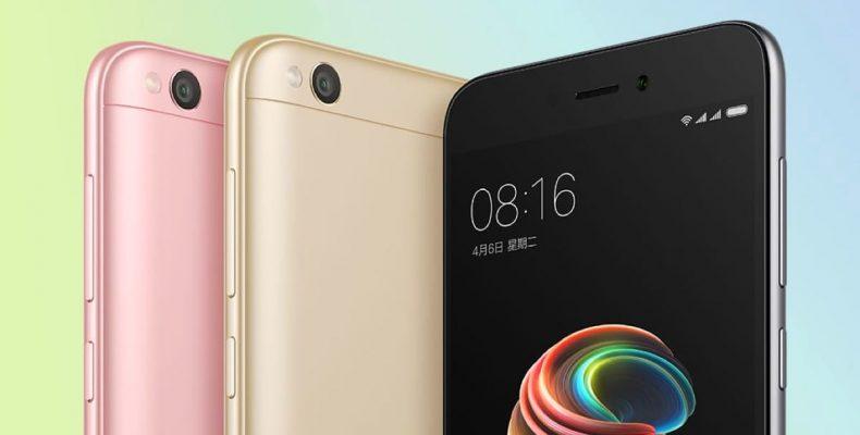 Xiaomi Cactus: ультрабюджетный смартфон на Android 8.1