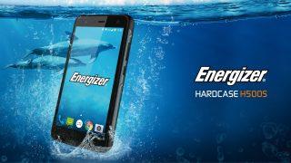 Energizer Hardcase H500S: недорогой смартфон с защитой от воды и механических повреждений