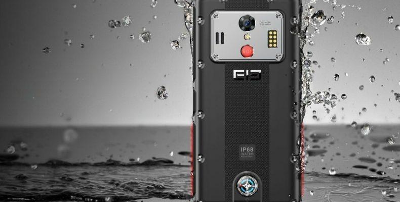 Elephone Soldier: мощный смартфон для экстремальных условий
