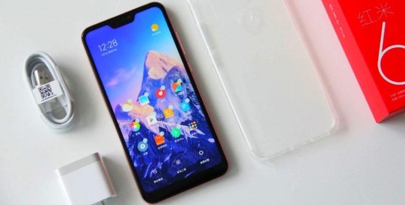 Первые подробности о Xiaomi Redmi Note 6 Pro