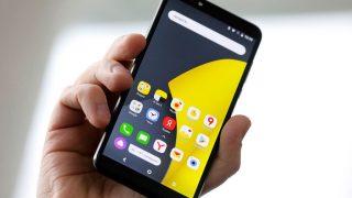 Яндекс Телефон Бюджетный Смартфон из России